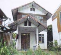 บ้านเดี่ยวหลุดจำนอง ธ.ธนาคารอาคารสงเคราะห์ นาดี ด่านซ้าย เลย